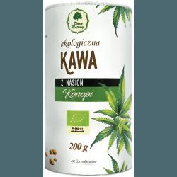 DARY NATURY Kawa z nasion konopi BIO 200g