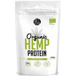 DIET-FOOD Organic Hemp Protein 200g
