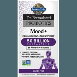 GARDEN Probiotics Mood+ 60 kaps.