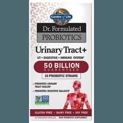 GARDEN Probiotics Urinary Tract+ 60 kaps.