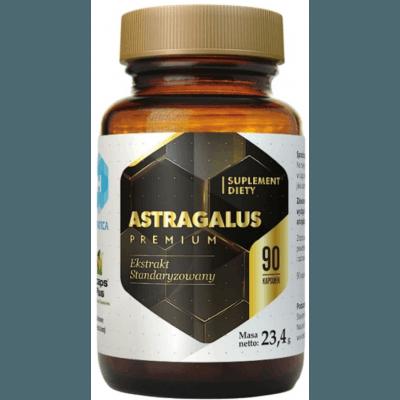 HEPATICA Astragalus Premium 90 kaps.