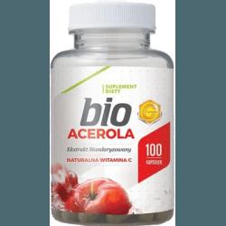 HEPATICA Bio Acerola 100 kaps.