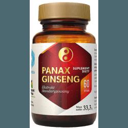 HEPATICA Panax Ginseng 60 kaps.