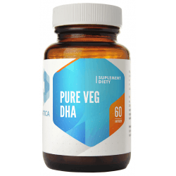 HEPATICA Pure Veg DHA 60 kaps.