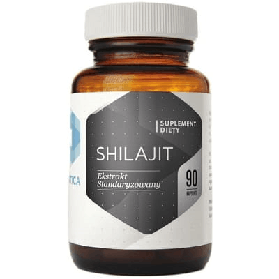 HEPATICA Shilajit 90 kaps.