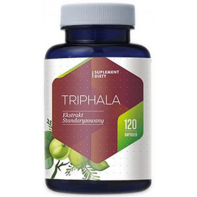 HEPATICA Triphala 120 kaps.