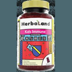 HERBALAND Kids Immune (Sugar-Free) 90 żelek