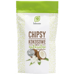 INTENSON Chipsy kokosowe 80g