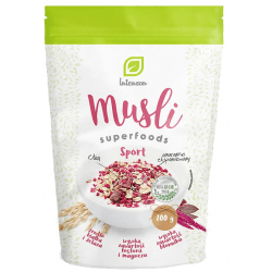 INTENSON Musli Superfoods Sport 200g