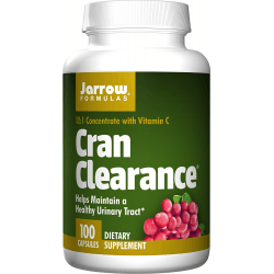 JARROW Cran Clearance 100 kaps.