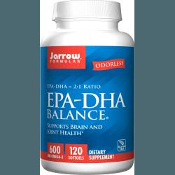 JARROW EPA-DHA Balance 120 softgels