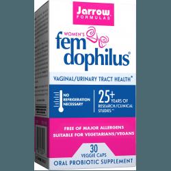 JARROW Fem Dophilus 30 kaps.