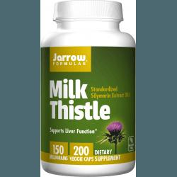 JARROW Milk Thistle 150mg 200 kaps.