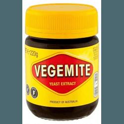KRAFT Vegemite Australijski ekstrakt z drożdży 220g