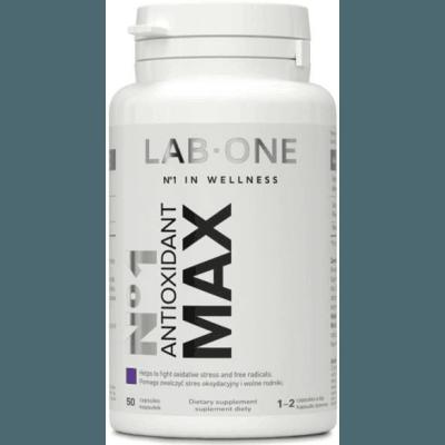 LAB ONE No1 Antioxidant Max 50 kaps.