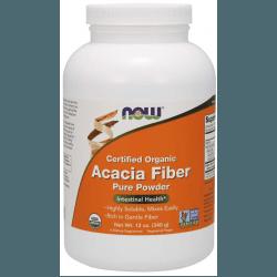 NOW FOODS Acacia Fiber 340g