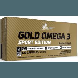 OLIMP Gold Omega-3 Sport Edition 120 kaps.