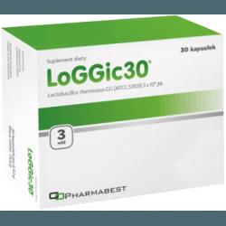 PHARMABEST LoGGic 30 30 kaps.