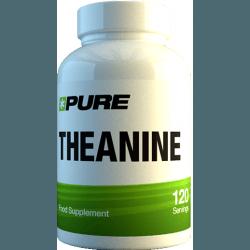 PURE Theanine 500mg 120 kaps.