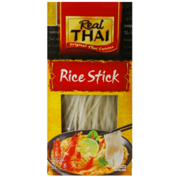 REAL THAI Makaron ryżowy 3mm 375g