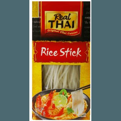 REAL THAI Makaron ryżowy 3mm 375g