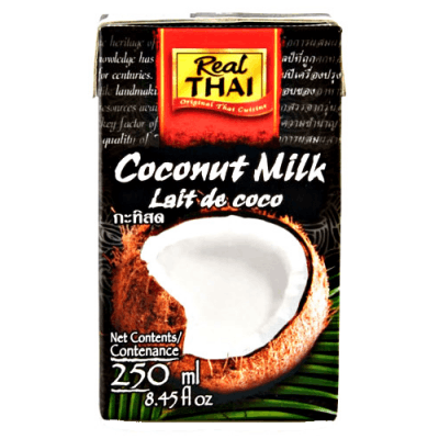 REAL THAI Mleczko kokosowe 250ml