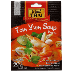 REAL THAI Pasta Tom Yum Soup 50g