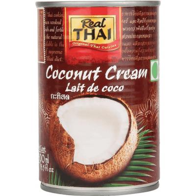 REAL THAI Śmietanka Kokosowa 400ml