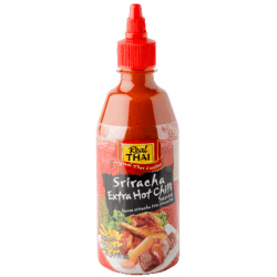 REAL THAI Sos chilli Sriracha extra hot 430ml