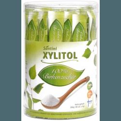 SANTINI Cukier brzozowy (Ksylitol) w saszetkach (40 x 5g) 200g