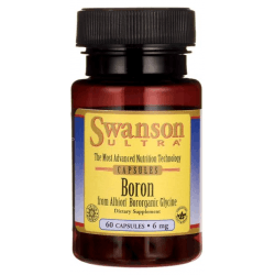 SWANSON Boron 6mg 60 kaps.