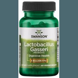 SWANSON Lactobacillus Gasseri 60 kaps.