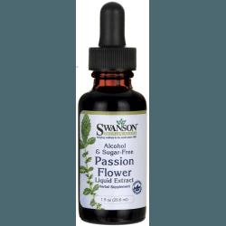 SWANSON Passion Flower Liquid Extract 29,6 ml