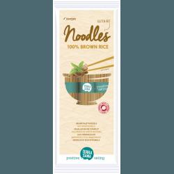 TERRASANA Makaron z ryżu brązowego 100% BIO bezglutenowy 250g