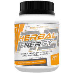 TREC Herbal Energy 120 kaps.