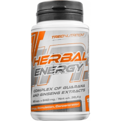 TREC Herbal Energy 60 kaps.