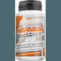 TREC Herbal Energy 60 kaps.