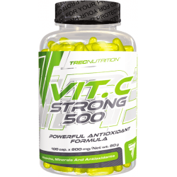 TREC Vit. C Strong 500 100 kaps.