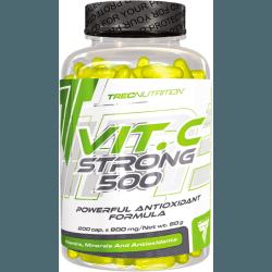 TREC Vit. C Strong 500 200 kaps.