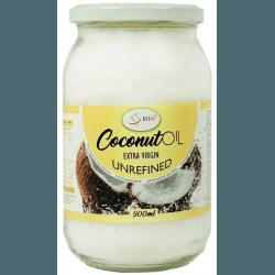 VIVIO Olej kokosowy nierafinowany 900ml