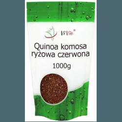 VIVIO Quinoa Komosa ryżowa czerwona 1000g